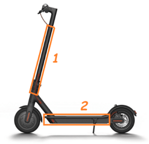 Best Battery For Electric Scooter