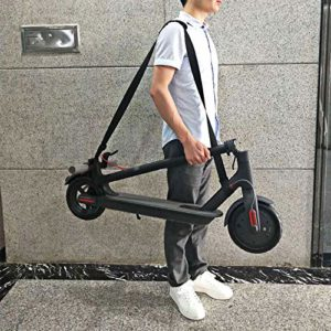 electric scooter strap